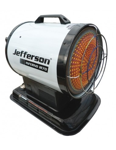 Jefferson Infrared 70 Heater
